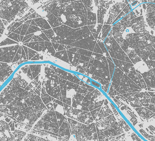 The urban fabric map gumiabroncs Images